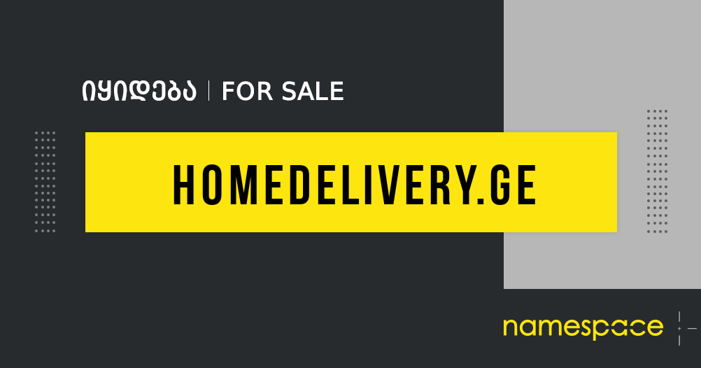 homedelivery.ge