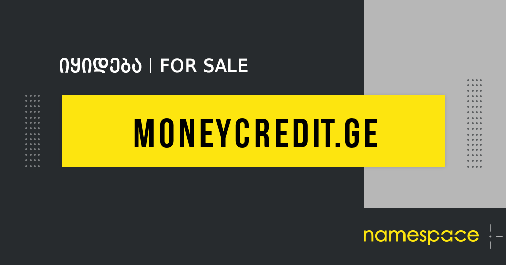 moneycredit.ge